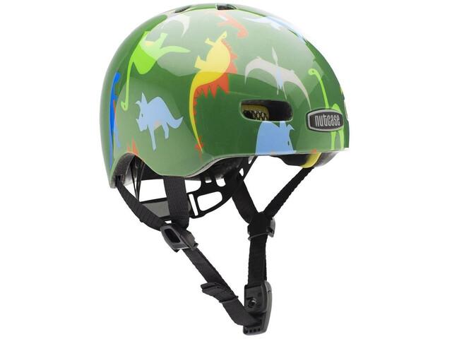 Nutcase Baby Nutty MIPS Helmet Infant dyno mite gloss